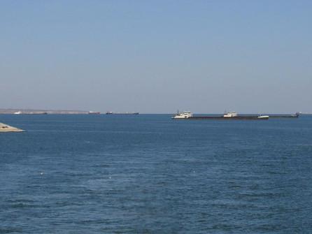 Танкер «Климена» открыл навигацию на Цимлянском водохранилище