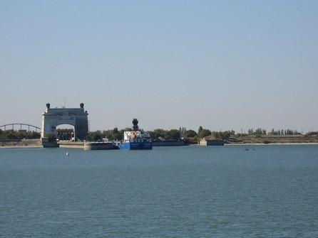 Навигация на Дону и Цимлянском водохранилище откроется досрочно в условиях нехватки воды
