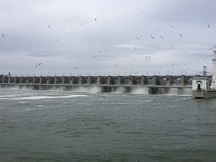 В Волгодонске около Цимлянской ГЭС целый год изучали ветер для строительства ВЭС