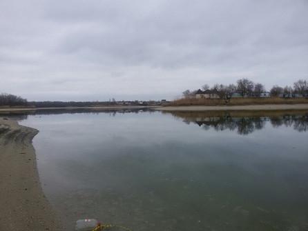 Дон проснулся после зимней спячки, водохранилище принимает первые корабли