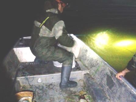 В заповедной акватории Цимлянского водохранилища с помощью тепловизора задержали браконьеров