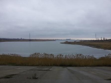 Уровень воды в Цимлянском водохранилище начал потихоньку расти