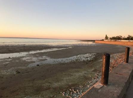 За неделю уровень Цимлянского водохранилища упал на 9 сантиметров
