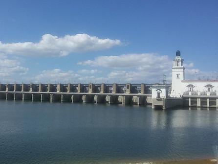 Три четверти объема воды Дона остается в Цимлянском водохранилище