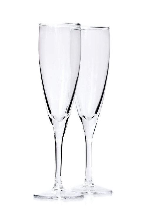 Taça tulipa para Champagne - 2 unidades