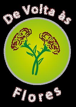 De Volta as Flores homepage