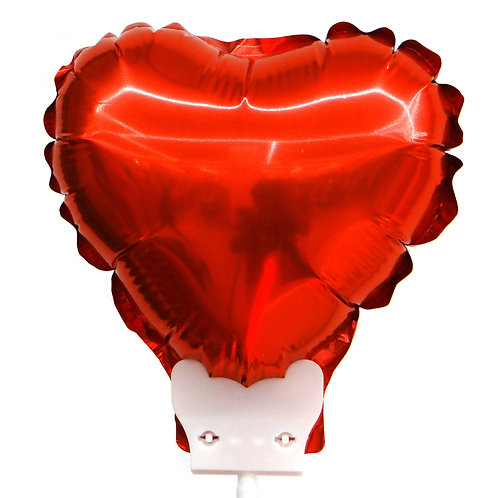 Balão Inflavel - Coração Vermelho