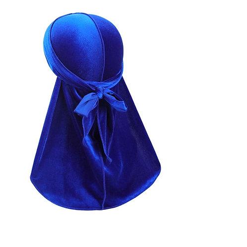 Velvet Durag - Blue