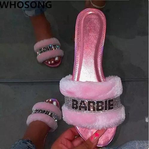 Pink - Barbie Tingz