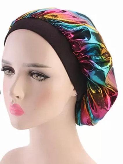 Holographic - Bonnet - Black