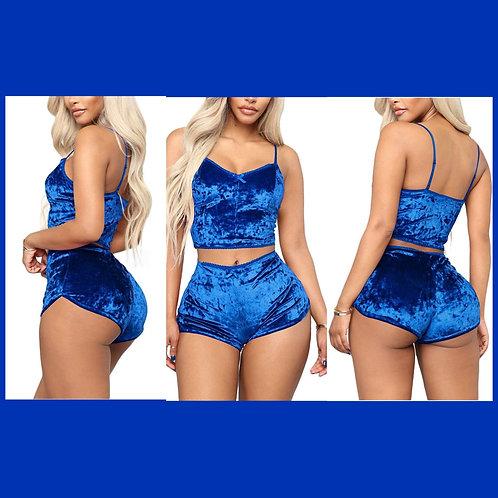 Velvet - Royal Blue