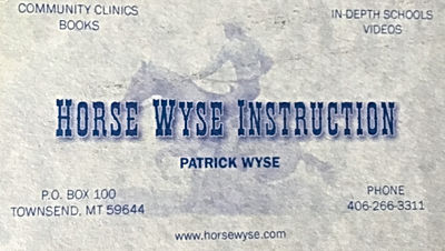 Horse Wyse Instruction - biz card[2527].