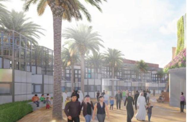 EXPO Dubai 2020 Eesti paviljon otsib kioskipidajat