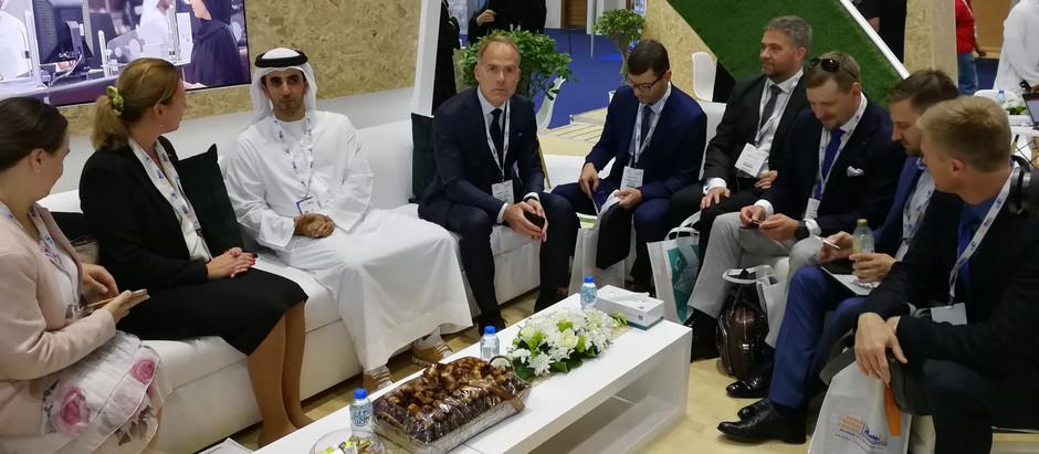 Eesti vastu tuntakse Dubai EXPO ettevalmistuste raames suurt huvi