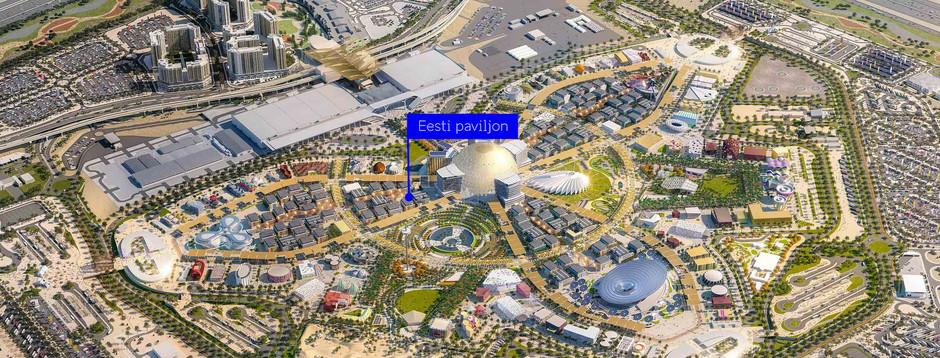 EXPO korraldamise ühiskomitee tegi ettepaneku lükata Dubai EXPO 2020 aasta võrra edasi