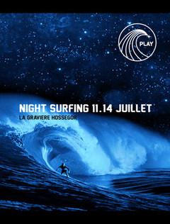 Play Sunrider Hossegor night surfing