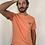 Thumbnail: Tee shirt orange triblend surfing day