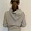 Thumbnail: Hoodie à capuche la vague serigraphie kids