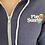 Thumbnail: Sweat-shirt à capuche zippé patch NASA