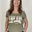 Thumbnail: Tee shirt kaki chiné playland