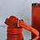 Thumbnail: Orange Spring Buck Belt