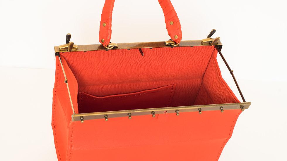 Dr.'s Beauty Tools Bag - Flamingo Red