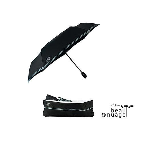 Parapluie automatique avec housse absorvante Noir immuable