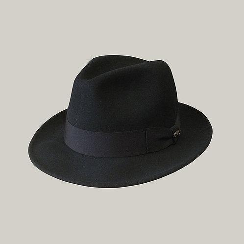 Fedora Milano Noir