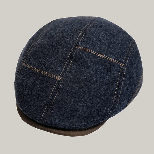Casquette plate Jeans