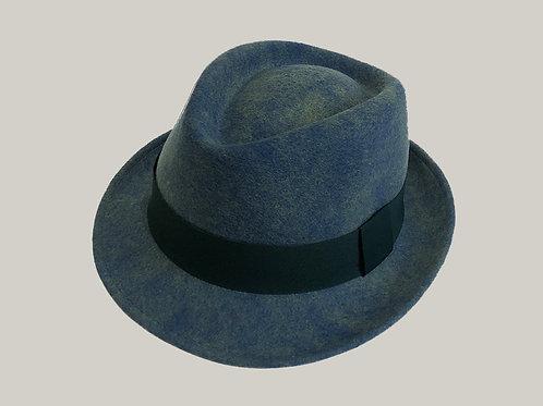 Trilby Bleu-Vert