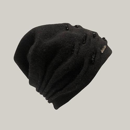 Bonnet Portofino Noir