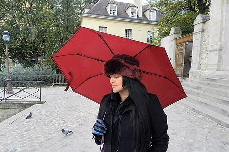 Parapluies Beau Nuage