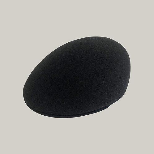 Casquette bombée Noir