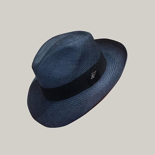 Fedora Bleu marine