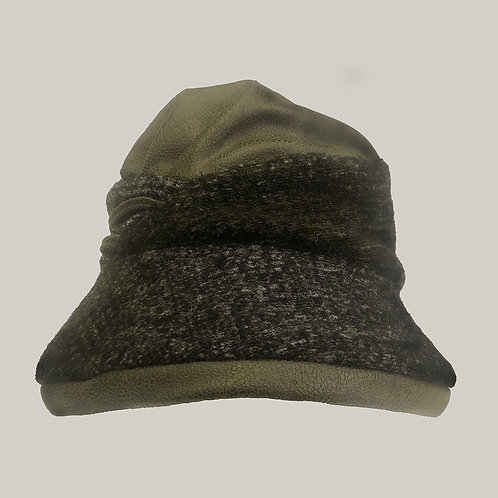 Chapeau Lochness Olive/Olive