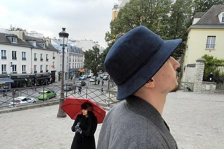 Bobs et chapeaux de pluie