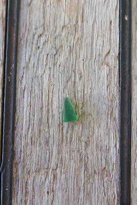 Maxi Green Sea Glass for Ring