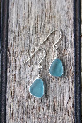 Turquoise Wrap Earrings