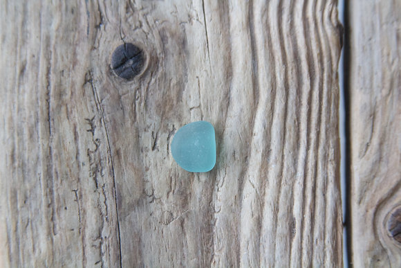 Midi Teal Sea Glass for Ring