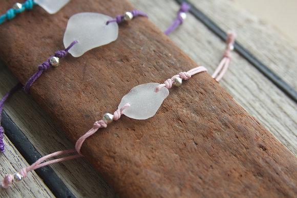 Pink Cord Bracelet