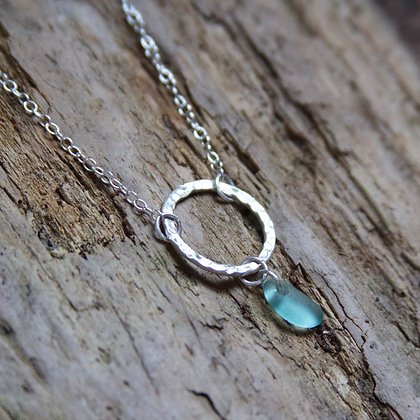 Choker Hoop Necklace