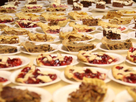 Third Try is the Charm? Pie Auction Rescheduled (again)