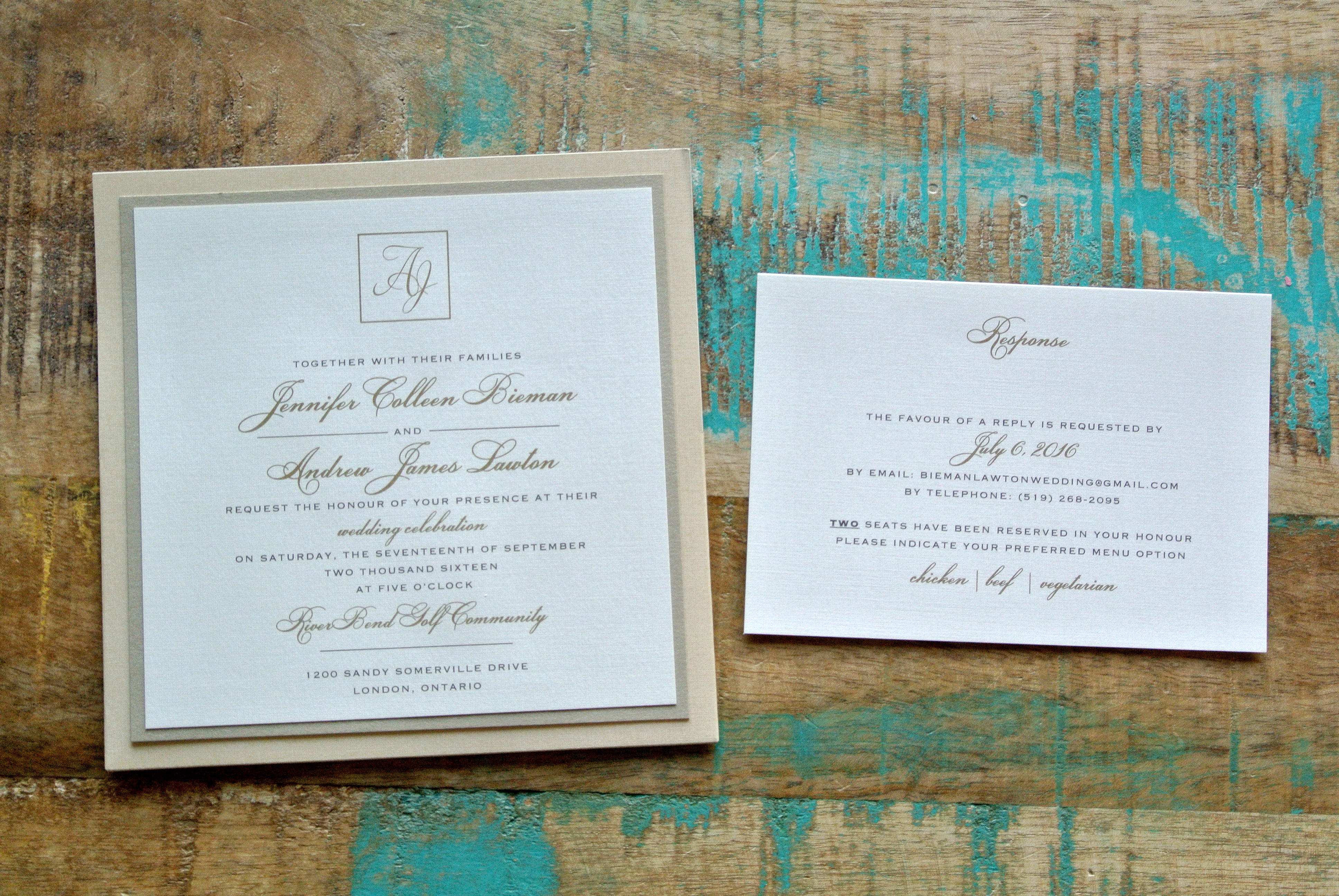Awesome Wedding Invitations London Mold - Invitations Example ...