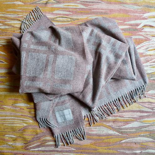 Limited Edition Cumbrian Summer Blanket - Sandstone