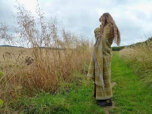 Cumbrian Summer Blanket - Goldenrod