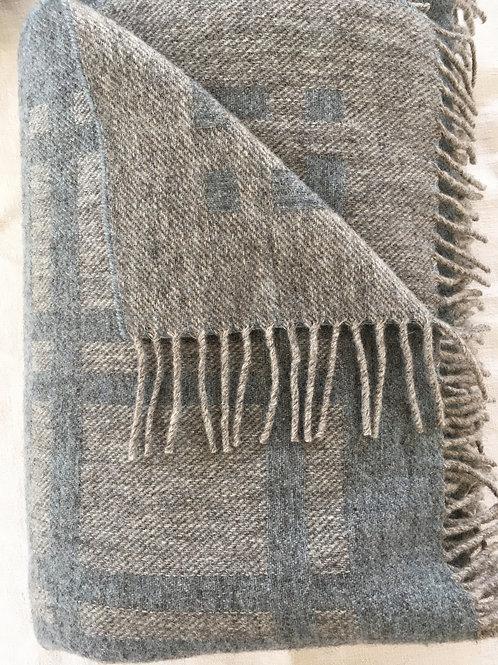 Limited Edition Cumbrian Summer Blanket - Ocean