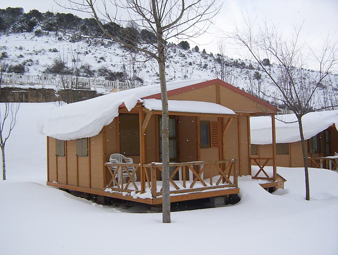 Bungalow winter