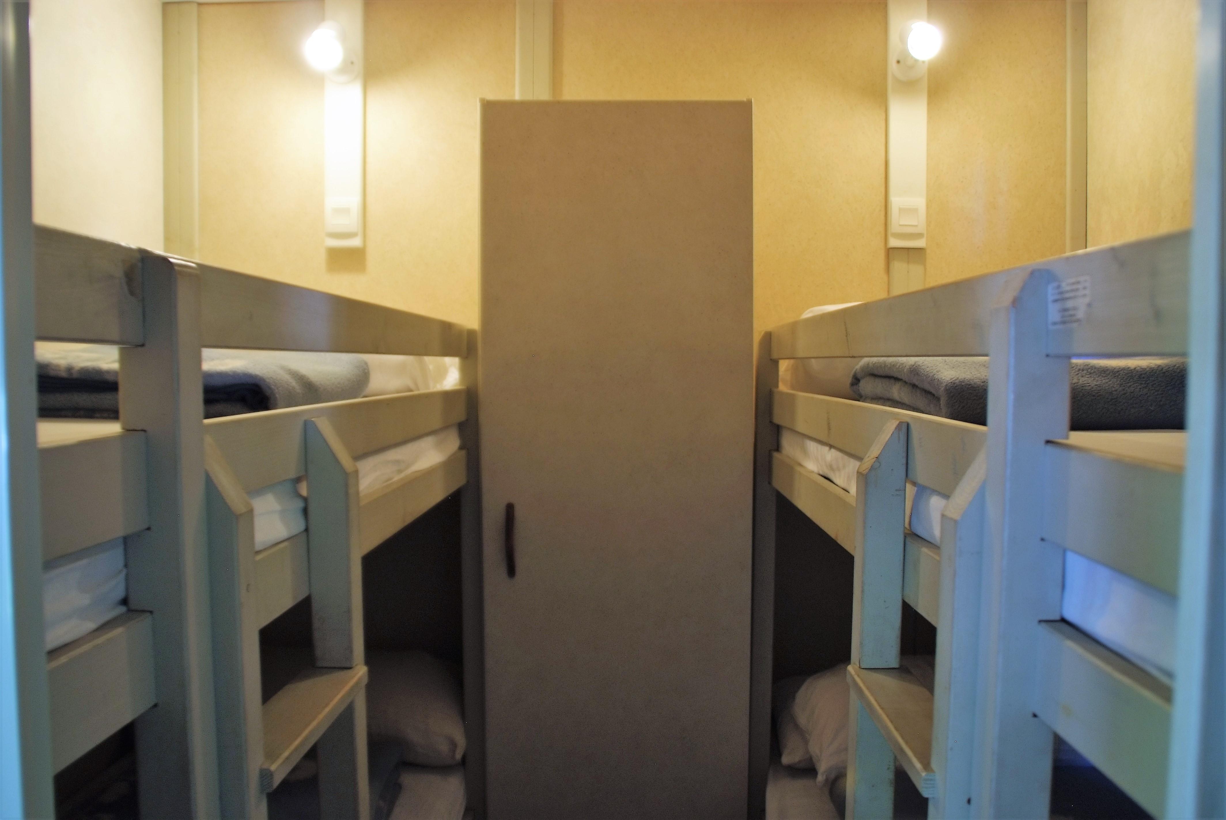 Two bunk bedroom