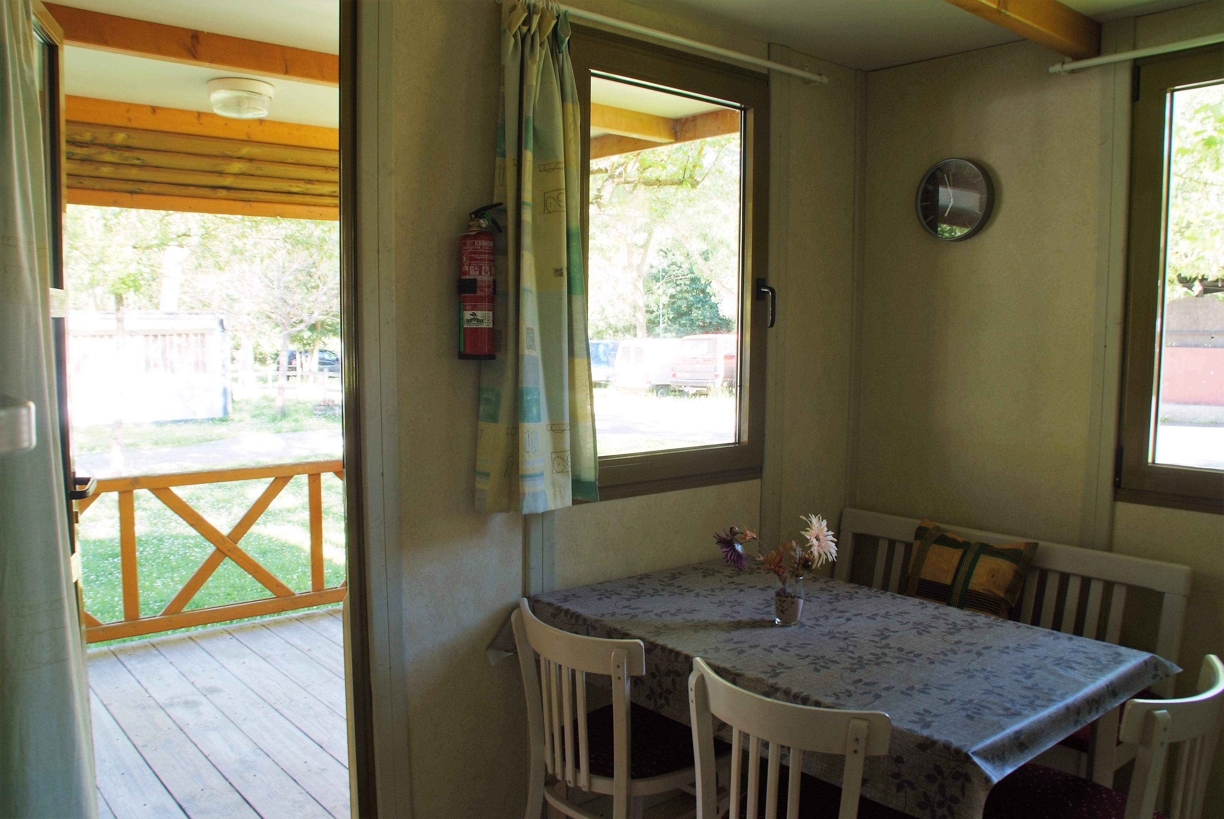 Dinning room + Terrace