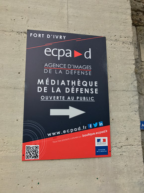 ECPAD Paris, 2015